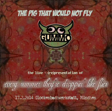 GUMMO - THE PIG THAT WOULD NOT FLY